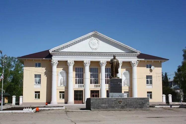 Pokhvistnevo city