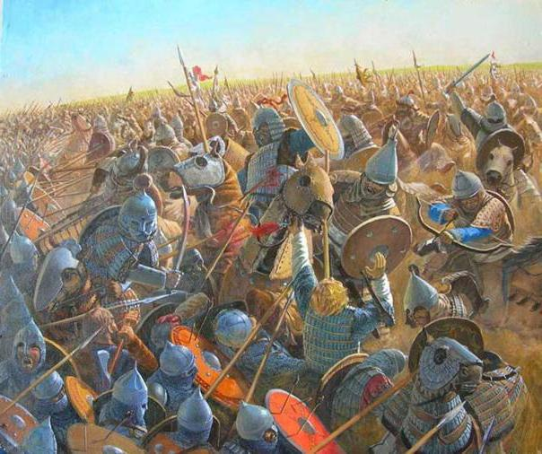 31 maggio 1223 evento in Russia