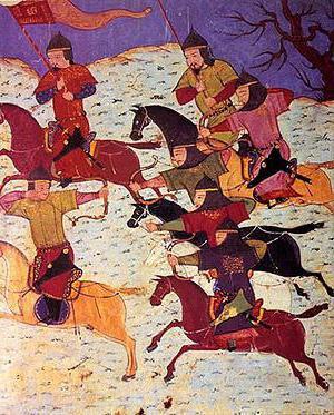 Evento 1223 anni in Russia battaglia sul fiume
