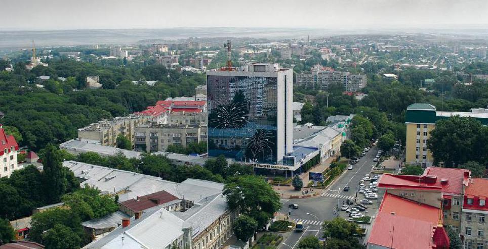 città di Stavropol