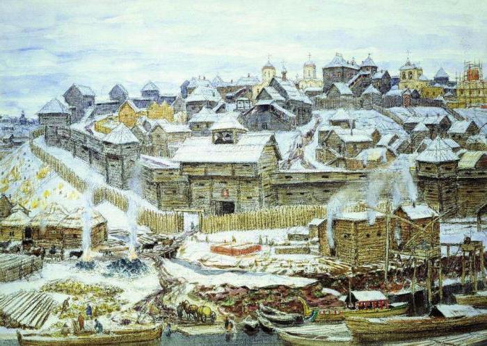 XIV wiek w historii Rosji krótko