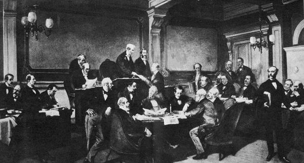 Женевската конвенция от 1949 г. Женевски конвенции и протоколи