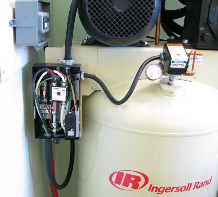 220V компактен въздушен електрически компресор