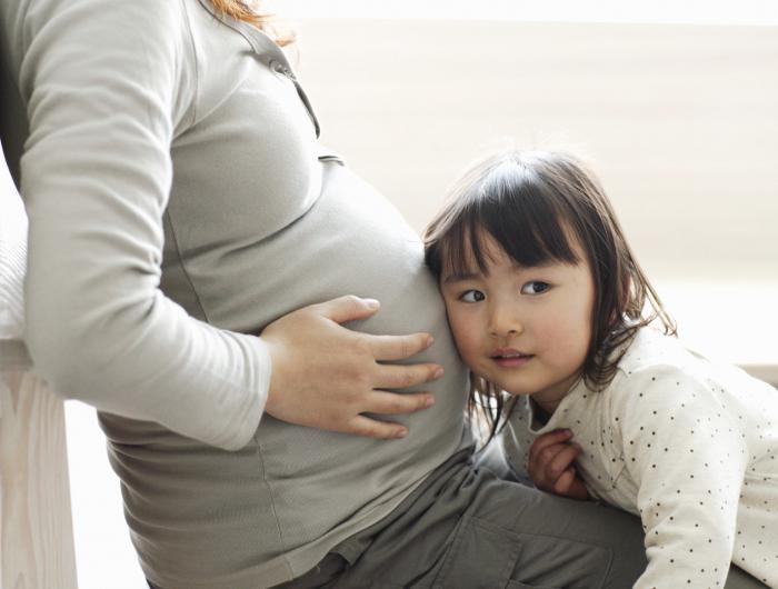 těhotenství 26 týdnů míchání