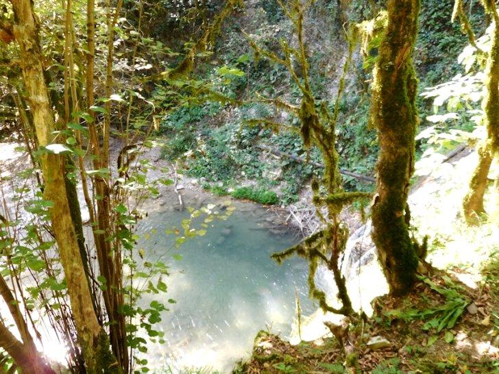 мнения за водопадите в Сочи