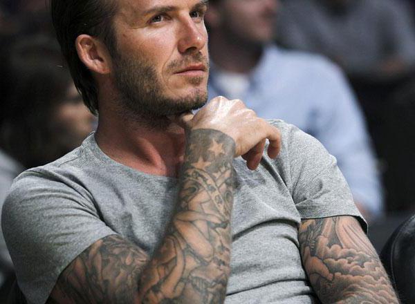 Beckhamova tetovaža