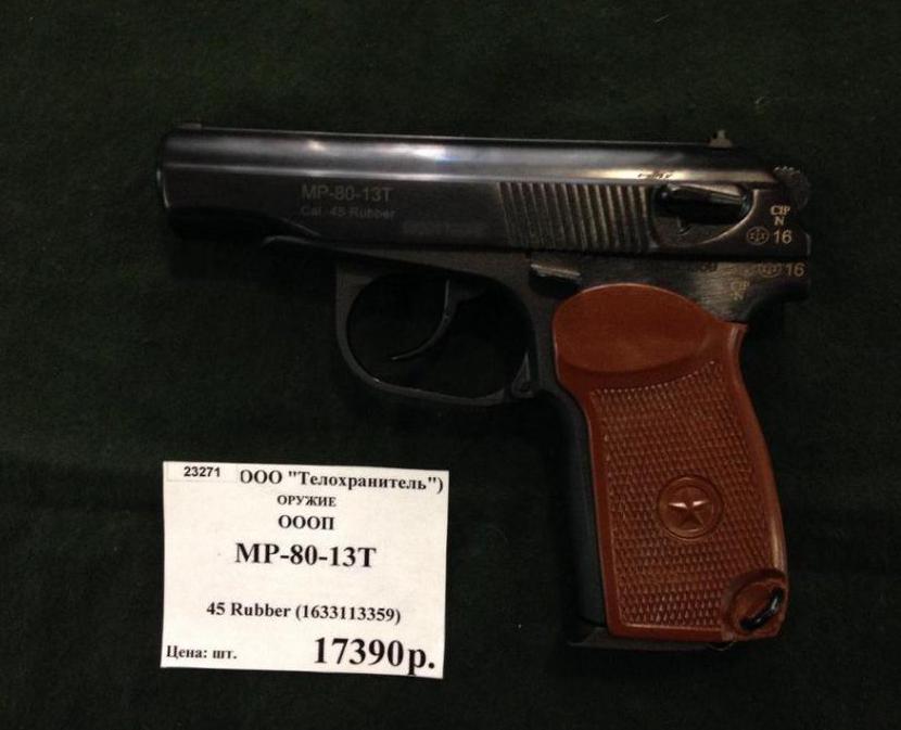 Armi calibro 45
