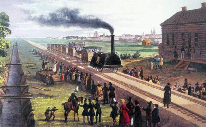 Alexander Block sull'analisi della ferrovia del poema