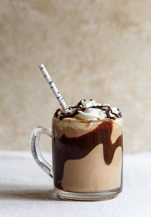 кава десерти