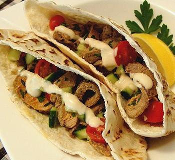 come fare shawarma a casa