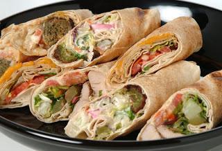 shawarma a casa con pollo