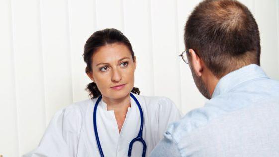 Задължителна консултация с лекар