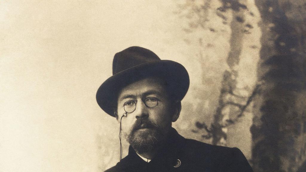 Pisarz Czechow