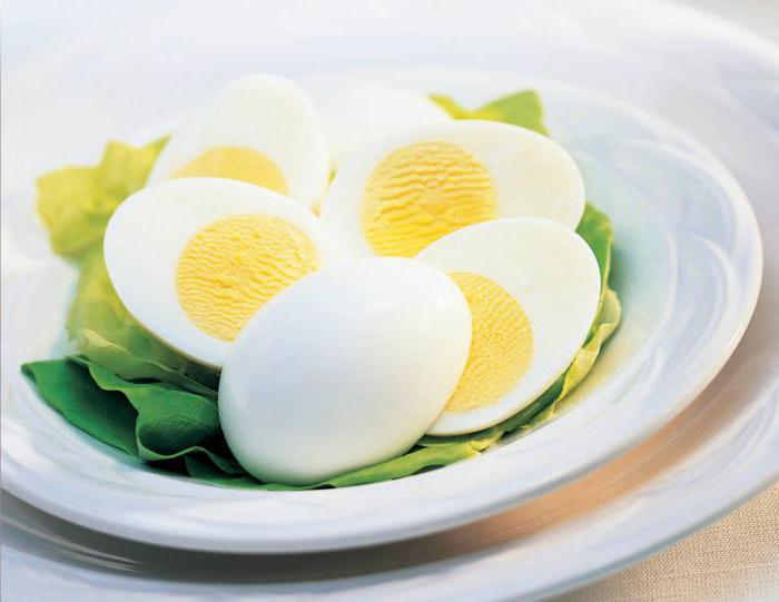Колико грама протеина у јајету без жумањака