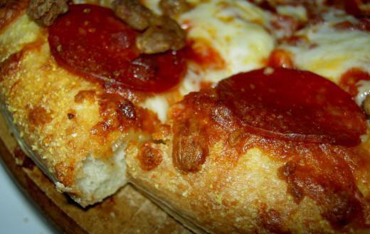 пица рецепт за тесто
