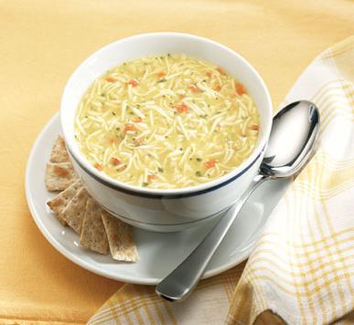 Piščančja juha Recept