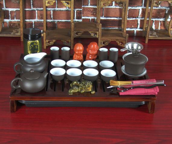 чай чай церемония