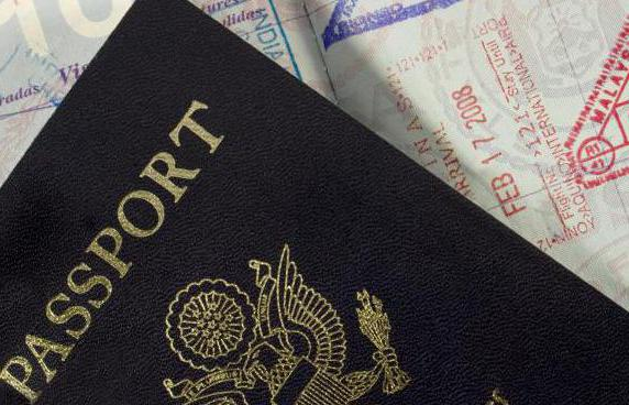 cos'è un visto