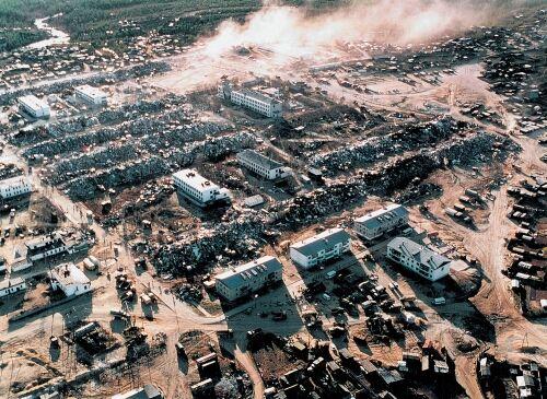 Нефтегорск, Сахалин