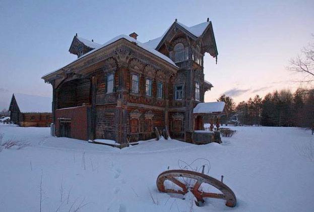 vecchi villaggi abbandonati