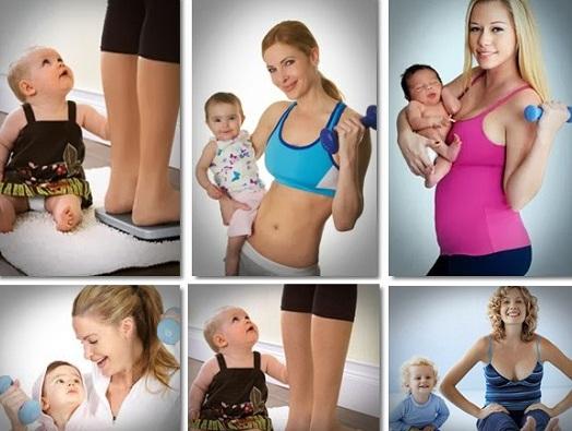 jak przywrócić brzuch po porodzie