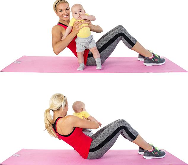 jak usunąć obwisły brzuch po porodzie