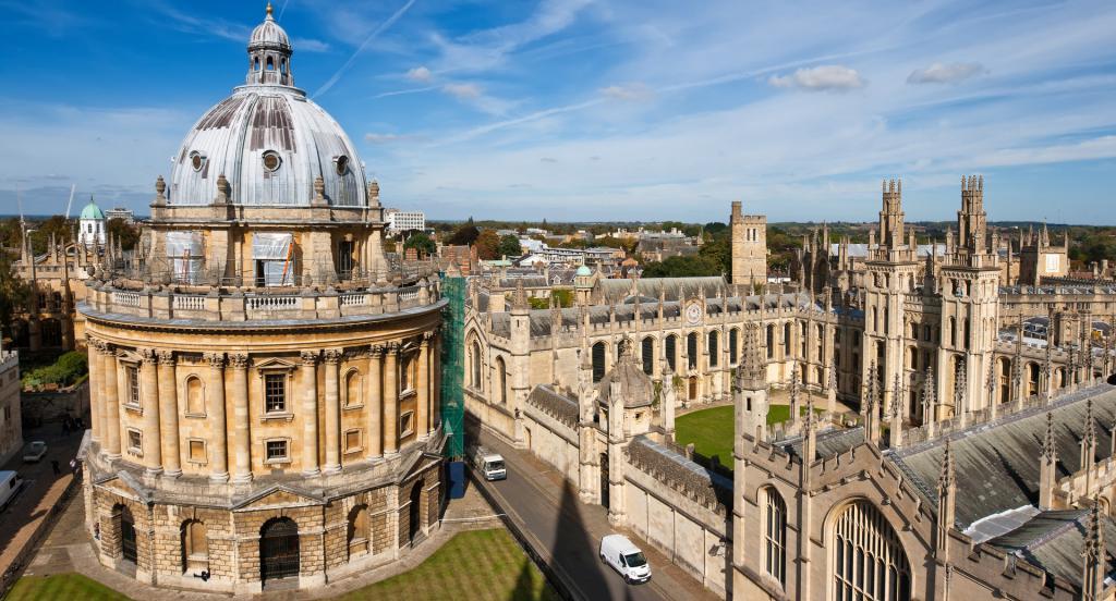 Oxford, Wielka Brytania