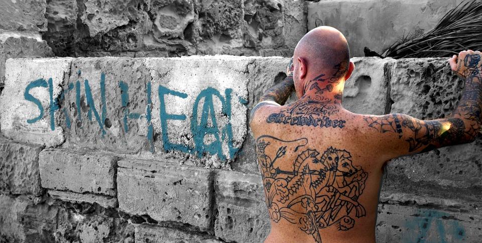 tatuaggio acab