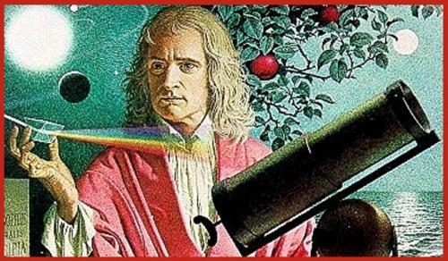 L'accelerazione di gravità di Newton