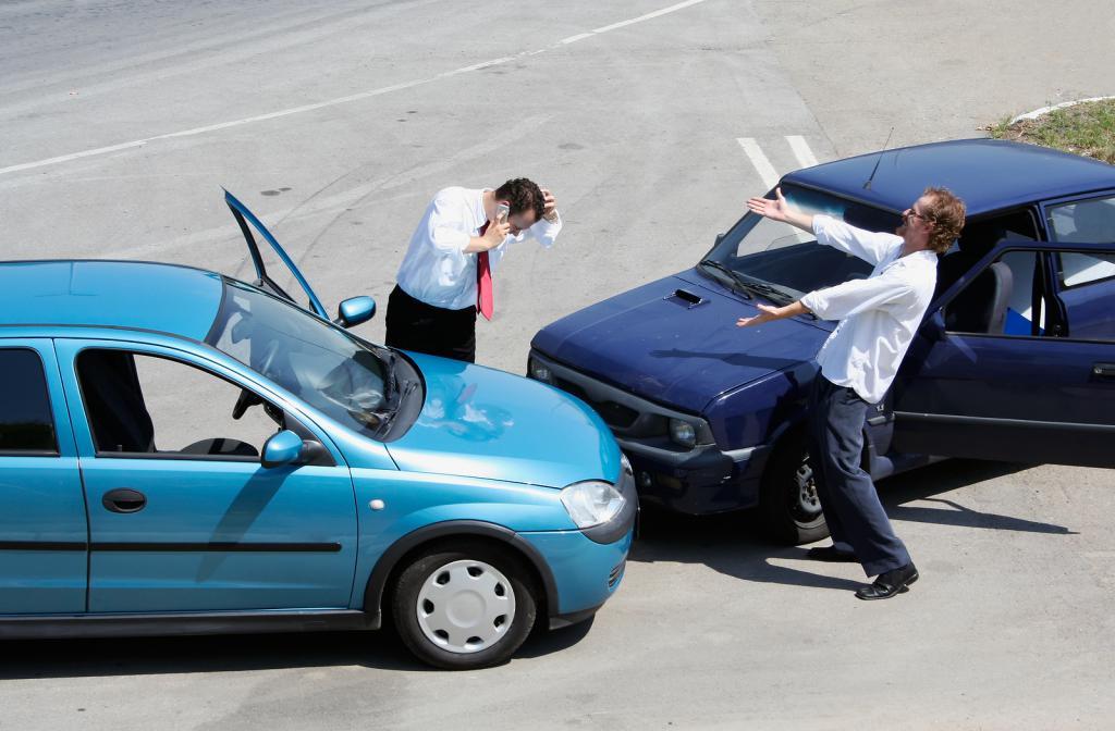 esame degli incidenti stradali