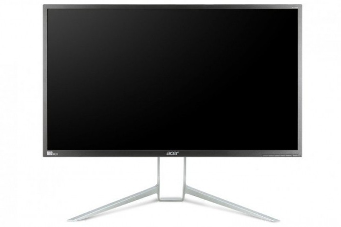 panoramica del monitor acer