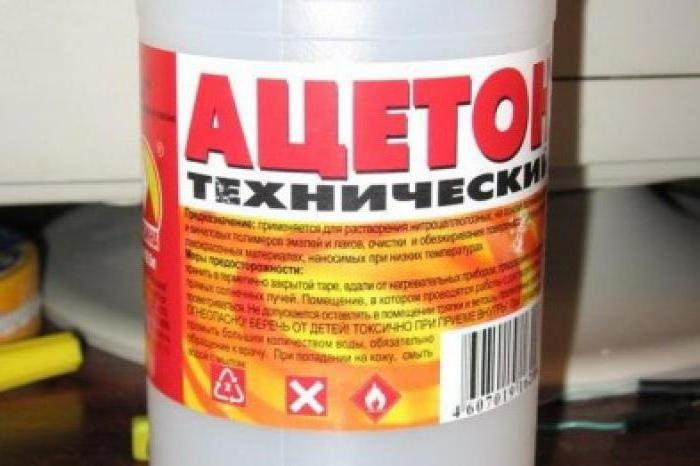 aceton techniczny