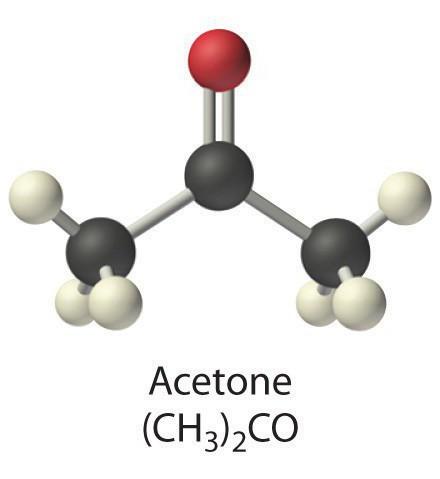 zastosowanie acetonu