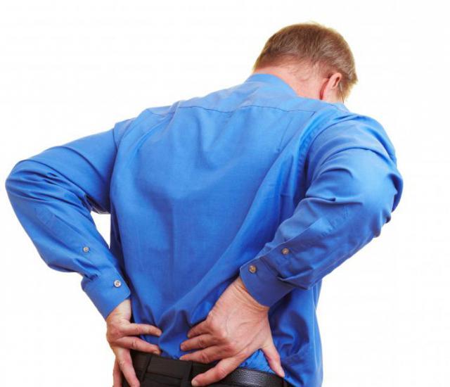 Болови у стомаку и доњем делу леђа