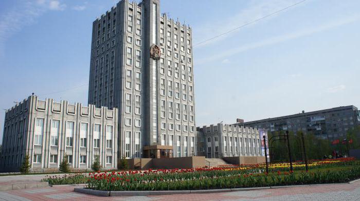 dov'è Achinsk