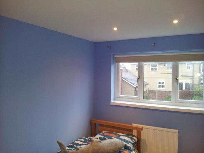 най-добрите акрилни бои за стени и тавани