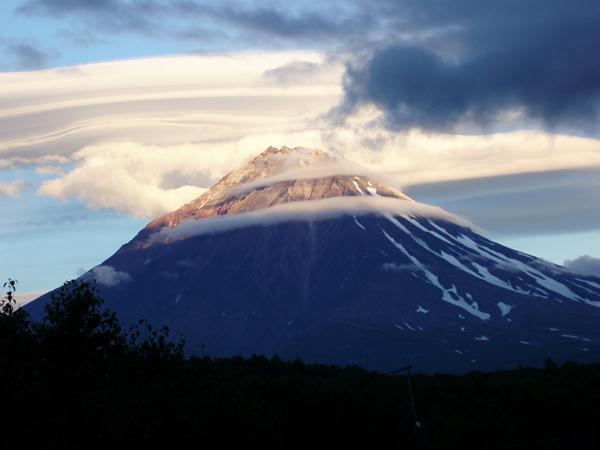 самые активные вулканы