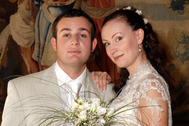 Matrimonio Nona e Alessandro