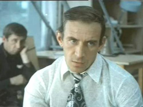 Alexander Pashutin u filmu