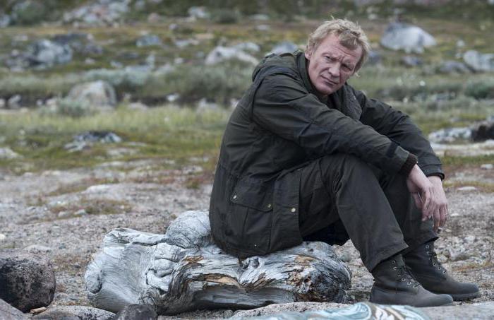 filmografia dell'attore Alexei Serebryakov