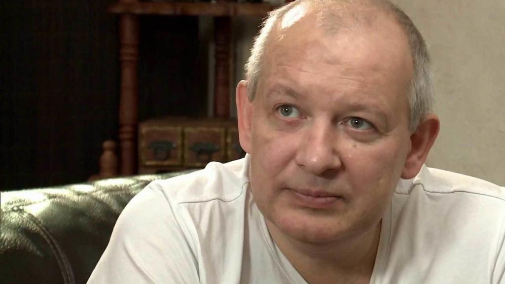 Osobni život Dmitrija Marjanova