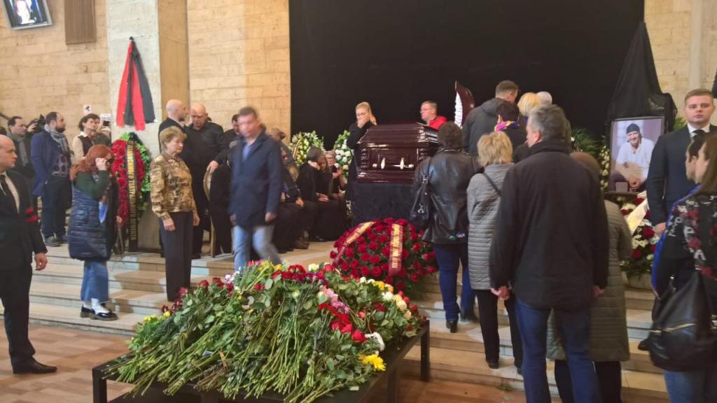 Pogreb Dmitry Maryanov