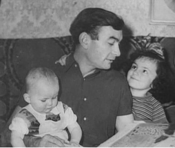 кћерка Петра Глебова