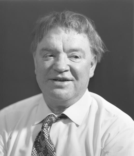 Sovjetski igralec Vladimir Belokurov