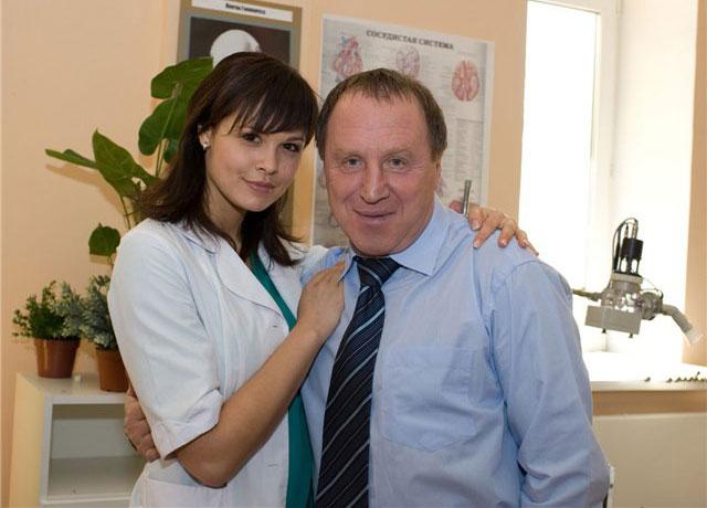 Vladimir Steklov e Maria Gorban
