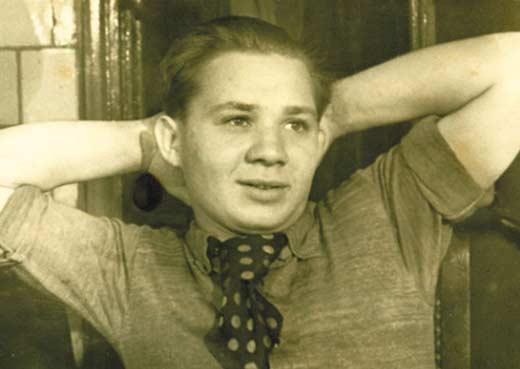 kratka biografija Eugena Leonova