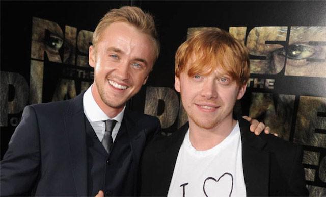 глумци Харри Поттер и сада доби