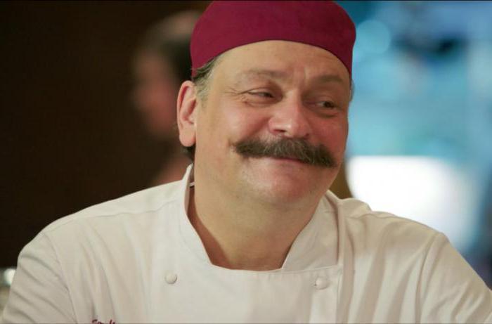 кухненски актьори и роли