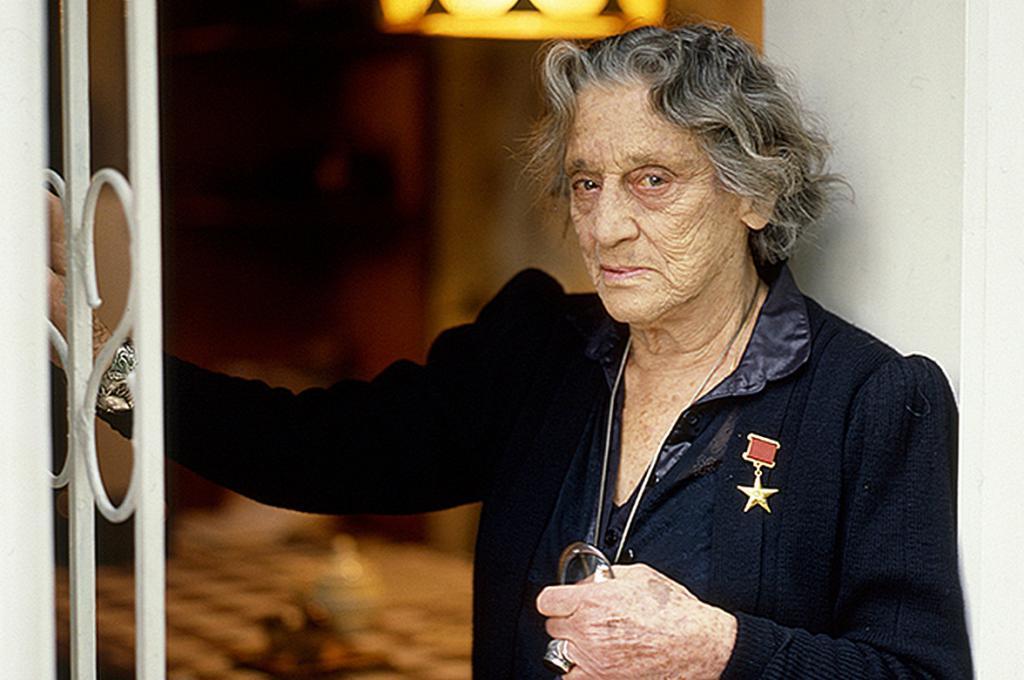 Veriko Andzhaparidze - Eroe del lavoro socialista