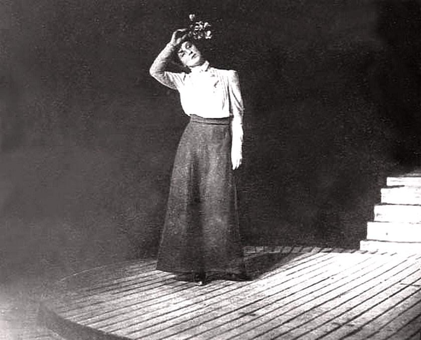 Immagine teatrale di Veriko